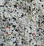 塑料砂磨料