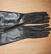 喷砂手套,平面喷砂手套